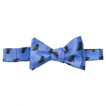 WM. Lamb & Son - Booze Hound Bow - Blue